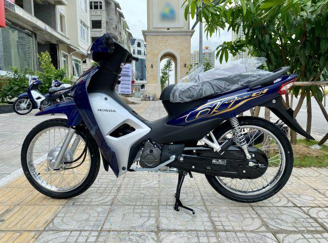Bảng giá xe số Honda tháng 4/2021, chênh gần 5 triệu đồng - 1