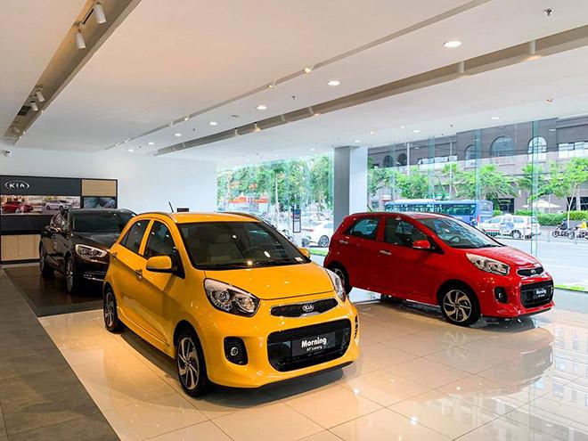 Giá xe Kia Morning lăn bánh tháng 4/2021, rẻ nhất 304 triệu đồng - 5