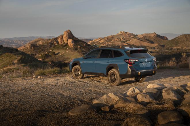 Subaru Outback Wilderness 2022 trình làng, chuẩn dáng SUV địa hình - 8