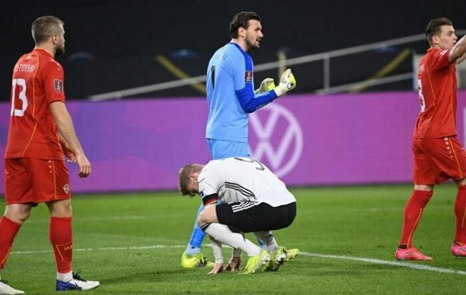 ĐT Đức thua sốc đội hạng 65 thế giới vòng loại World Cup, lập kỷ lục tệ nhất 20 năm - 1