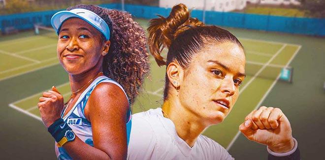 Miami Open ngày 8: Naomi Osaka thua sốc, Sinner vào bán kết - 1
