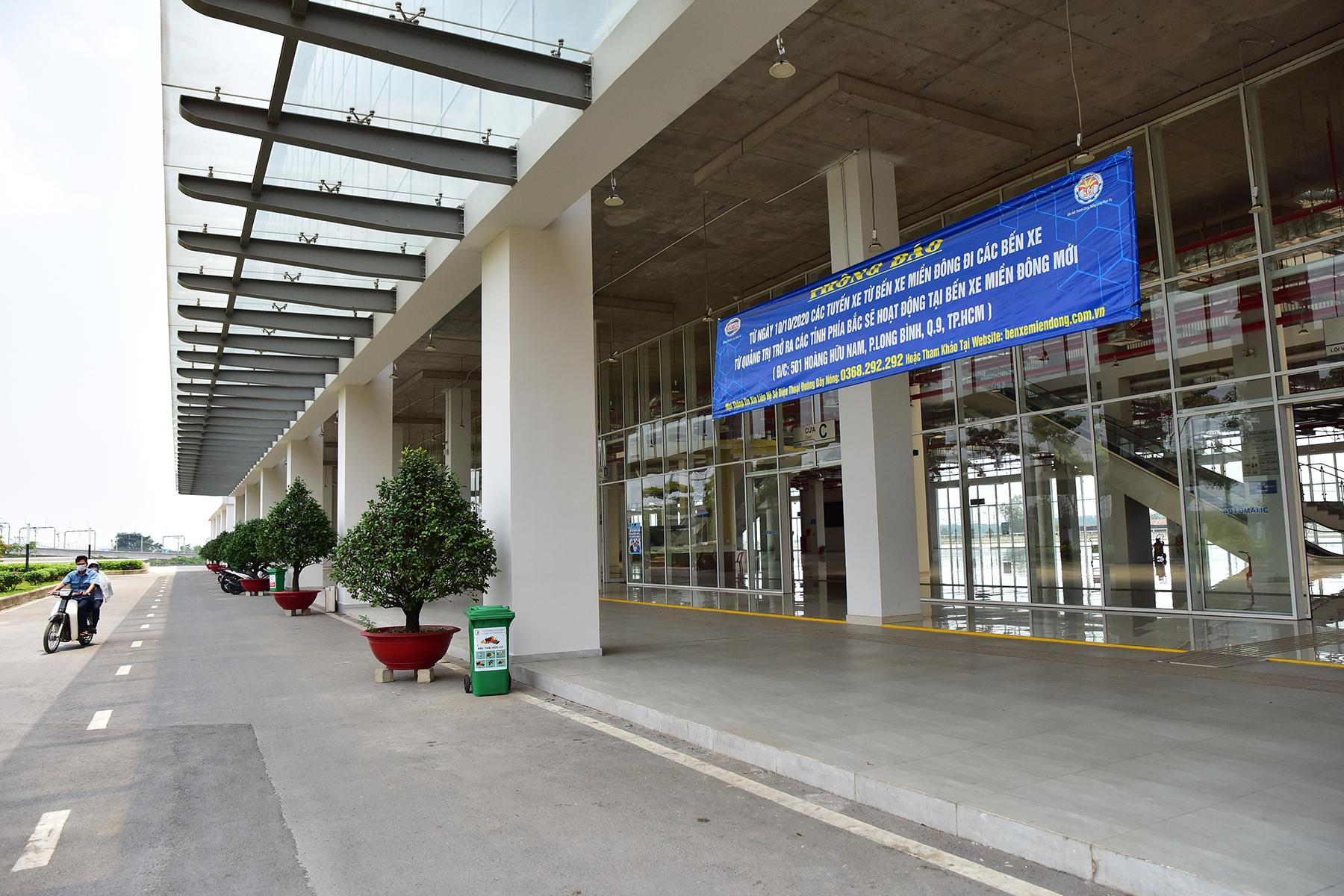 Canh diu hiu tai ben xe lon nhat nuoc o Sai Gon 2 1617300161 20 width1800height1200 Cảnh đìu hiu tại bến xe lớn nhất Việt Nam