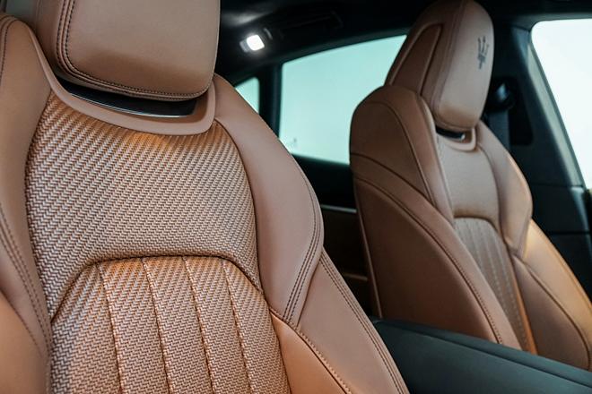 Chi tiết Maserati Levante Granlusso độc đáo tại Việt Nam - 11