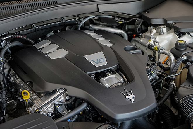 Chi tiết Maserati Levante Granlusso độc đáo tại Việt Nam - 12