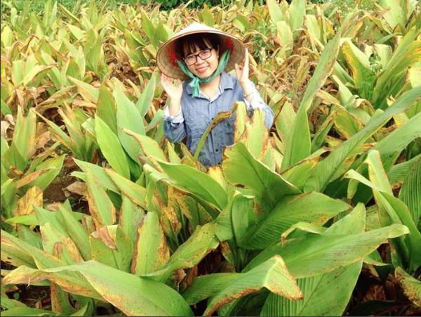 Mặc Covid-19, 9x vẫn đưa nông sản ế ẩm của quê nhà ra thế giới, thu 3 tỷ/năm - 1