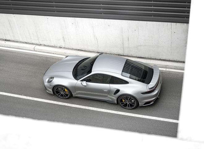 Porsche 911 Turbo S 2021 đầu tiên về Việt Nam, giá hơn 15 tỷ đồng - 7