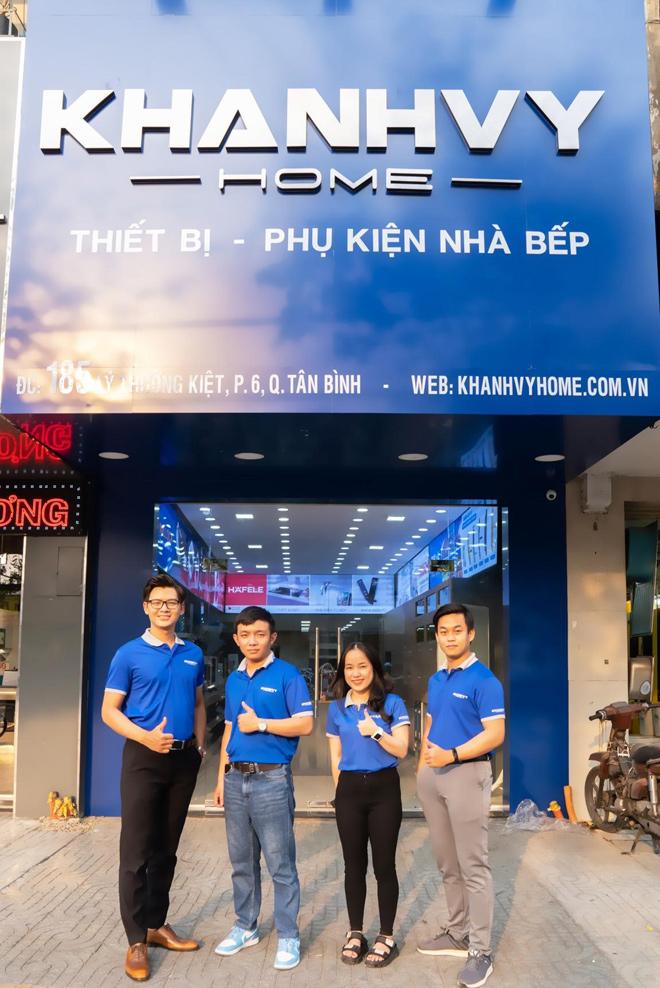 Tưng bừng khai trương chuỗi siêu thị nhà bếp Khánh Vy Home - Tân Bình - 1