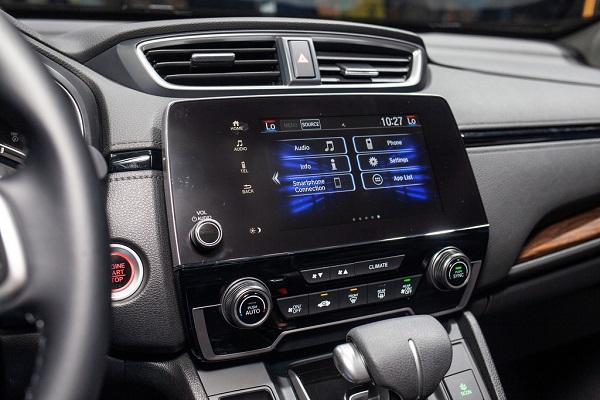 Giá xe Honda CR-V 2021 mới nhất cùng thông số kỹ thuật các phiên bản - 12