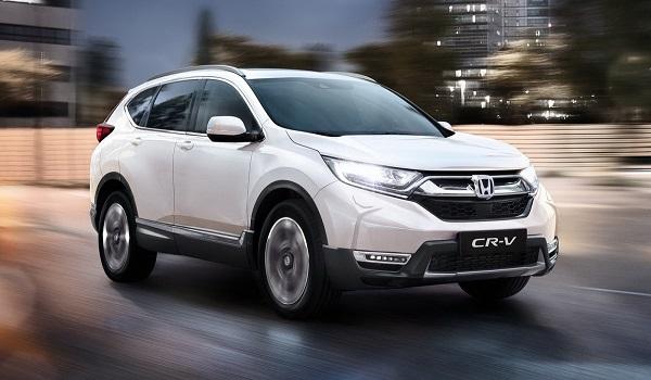 Giá xe Honda CR-V 2021 mới nhất cùng thông số kỹ thuật các phiên bản - 16