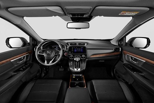 Giá xe Honda CR-V 2021 mới nhất cùng thông số kỹ thuật các phiên bản - 11