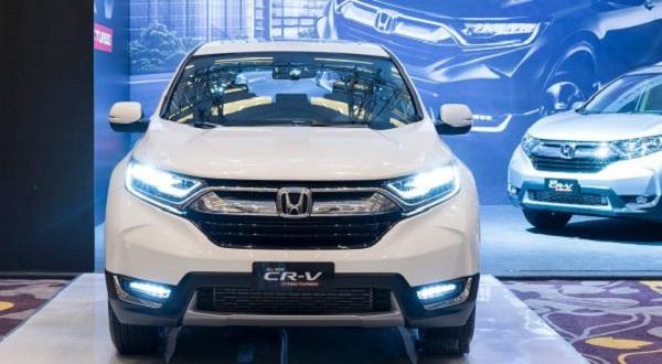 Giá xe Honda CR-V 2021 mới nhất cùng thông số kỹ thuật các phiên bản - 5