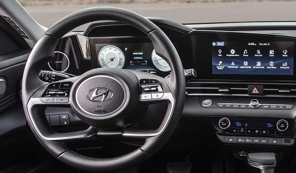 Giá xe Elantra mới nhất 2021, giá lăn bánh và thông số kỹ thuật - 12