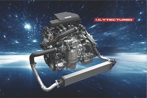 Giá xe Honda CR-V 2021 mới nhất cùng thông số kỹ thuật các phiên bản - 15