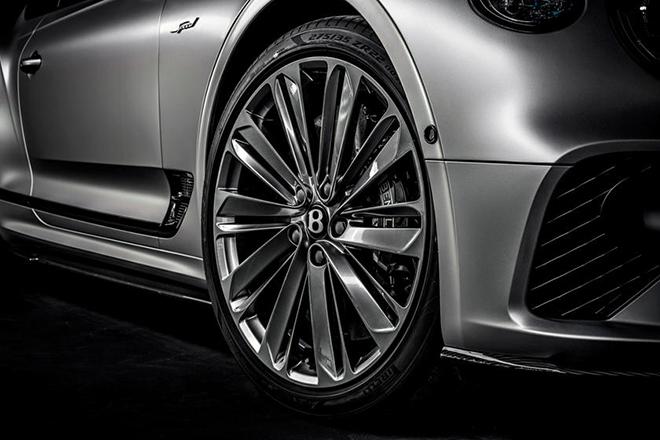 Bentley Continental GT Speed, siêu phẩm xế sang hiệu suất cao - 5