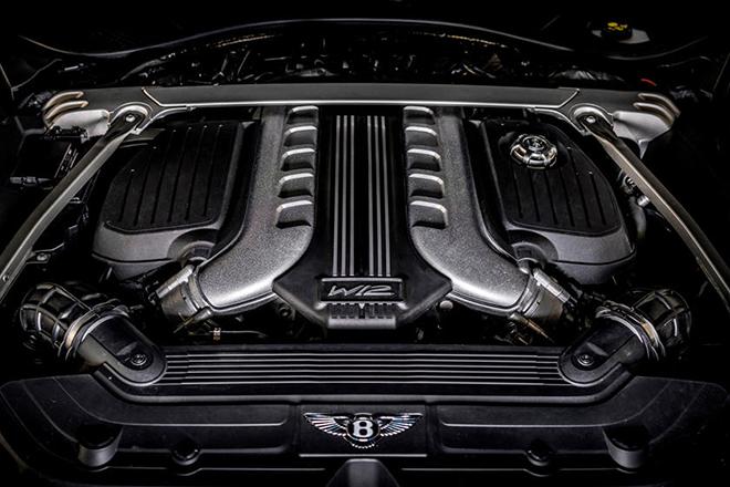 Bentley Continental GT Speed, siêu phẩm xế sang hiệu suất cao - 7