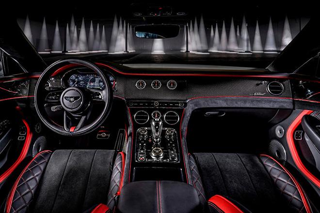Bentley Continental GT Speed, siêu phẩm xế sang hiệu suất cao - 8