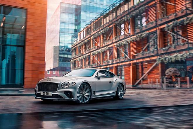 Bentley Continental GT Speed, siêu phẩm xế sang hiệu suất cao - 6