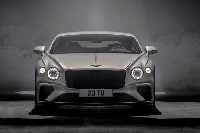 Bentley Continental GT Speed, siêu phẩm xế sang hiệu suất cao - 1