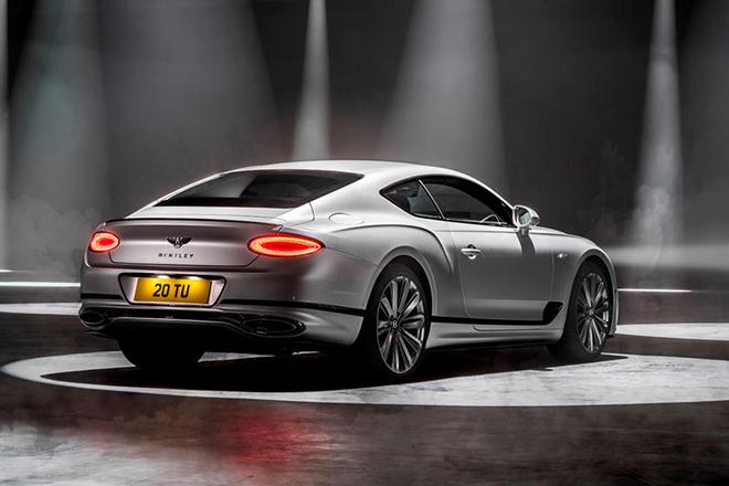 Bentley Continental GT Speed, siêu phẩm xế sang hiệu suất cao - 3
