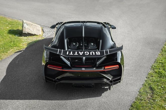 Cực phẩm Bugatti Chiron thứ 300 xuất xưởng, giá quy đổi hơn 90 tỷ đồng - 8