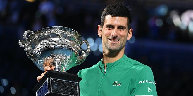 Nóng nhất thể thao tối 3/4: Djokovic có so sánh bản thân với Federer & Nadal? - 1