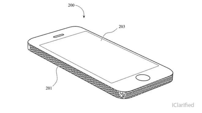 """Apple đăng ký bằng sáng chế iPhone có thể trở thành """"thảm họa"""" - 1"""