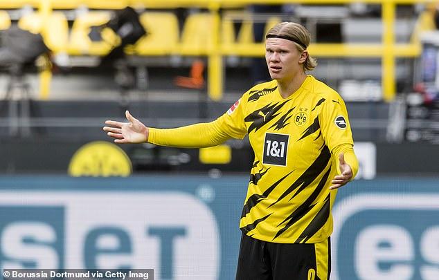 Cựu SAO Đức đòi đuổi Haaland khỏi Dortmund, chỉ trích cực gắt siêu cò tham lam - 1