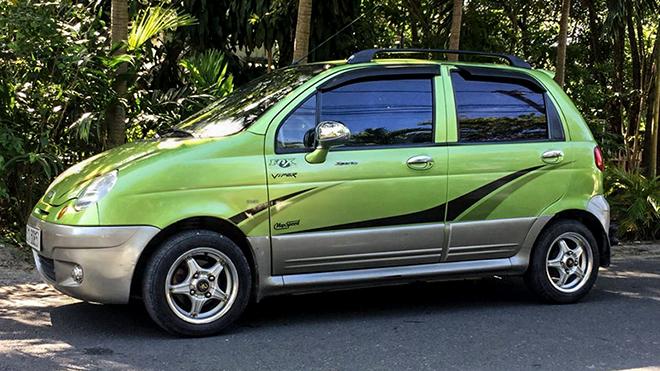 Daewoo Matiz có giá bán 50 triệu đồng, lựa chọn tốt trong mùa mưa sắp đến - 4