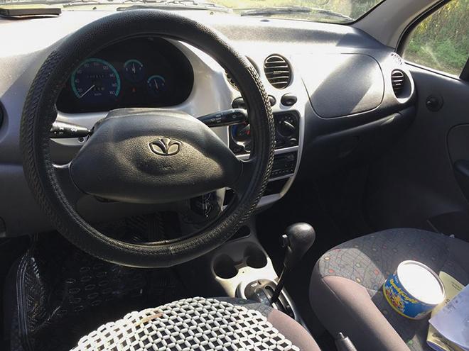 Daewoo Matiz có giá bán 50 triệu đồng, lựa chọn tốt trong mùa mưa sắp đến - 7