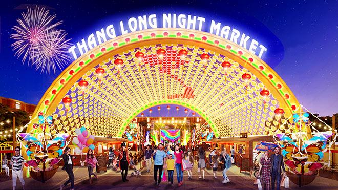 """""""Hấp lực"""" của dự án tích hợp chợ đêm, trung tâm thương mại - 1"""