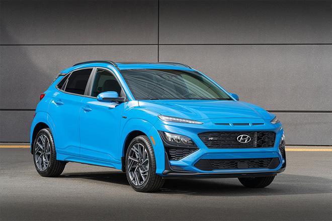 Hyundai Kona 2021 chuẩn bị trình làng, đợi về Việt Nam đấu Kia Seltos - 3