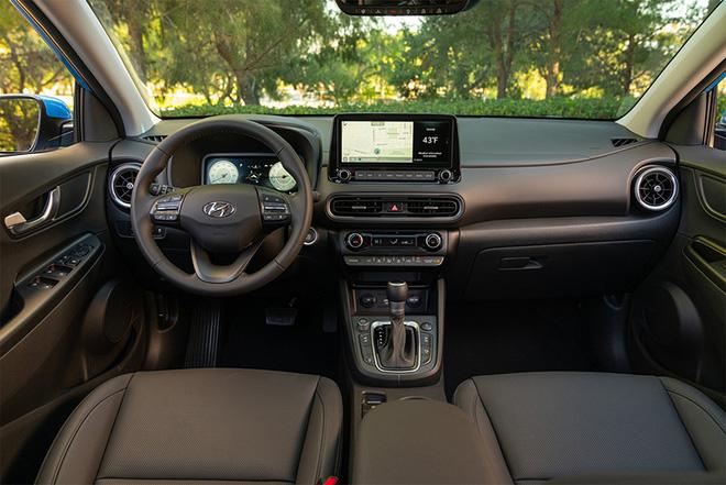 Hyundai Kona 2021 chuẩn bị trình làng, đợi về Việt Nam đấu Kia Seltos - 5