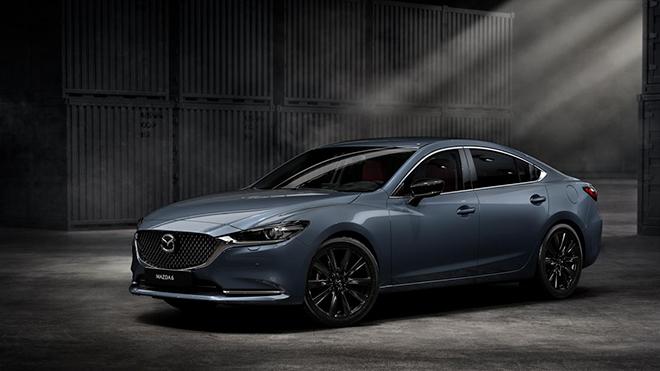 Mazda6 2021 ra mắt, thêm trang bị, giảm giá bán - 1