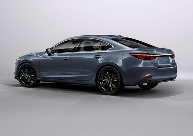 Mazda6 2021 ra mắt, thêm trang bị, giảm giá bán - 3