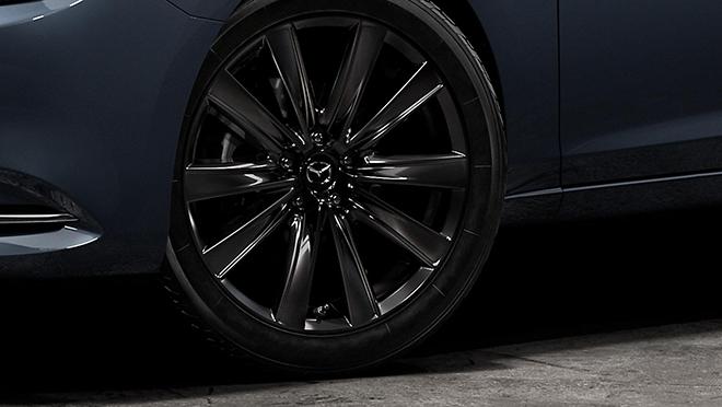 Mazda6 2021 ra mắt, thêm trang bị, giảm giá bán - 5