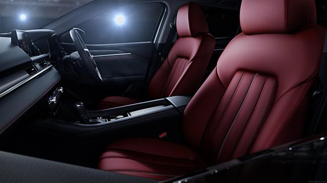 Mazda6 2021 ra mắt, thêm trang bị, giảm giá bán - 6