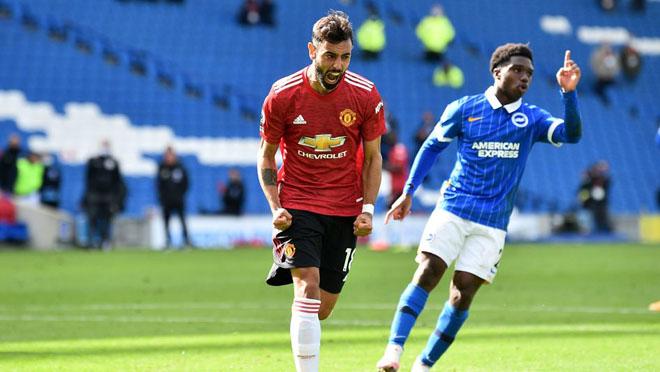 Nhận định bóng đá MU - Brighton: Mệnh lệnh 3 điểm, quyết đua Man City đến cùng - 1