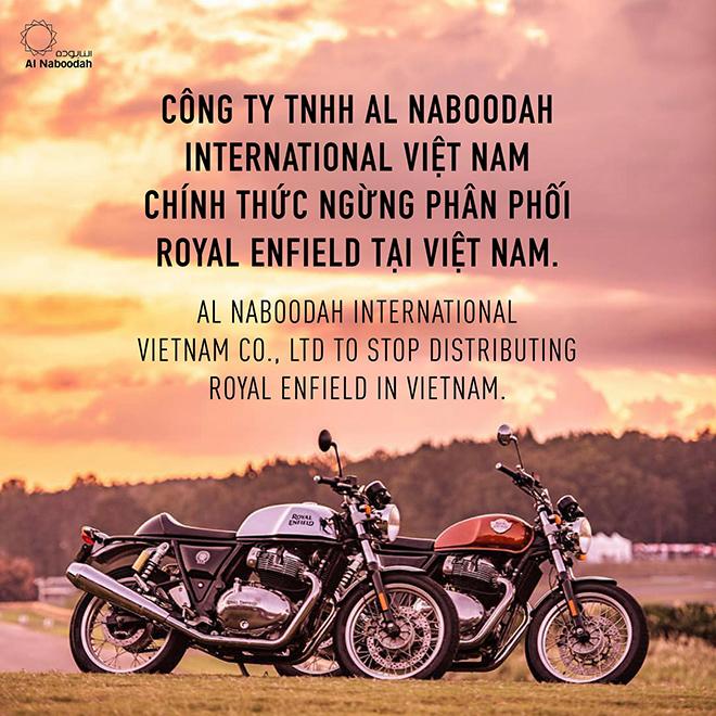 Thêm hãng xe mô tô phân khối lớn chia tay Việt Nam - 1