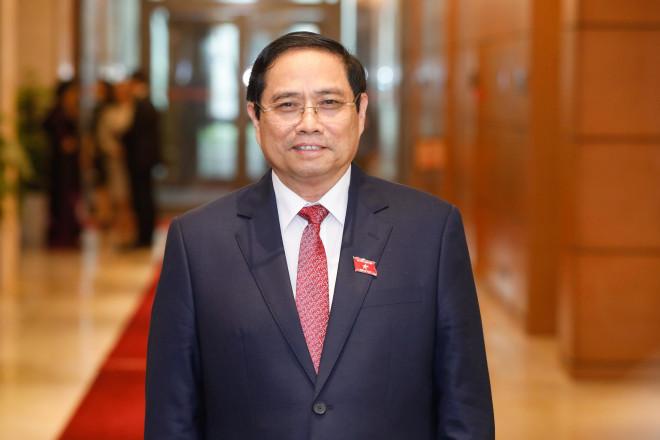 Ông Phạm Minh Chính được đề cử để Quốc hội bầu Thủ tướng Chính phủ - 1