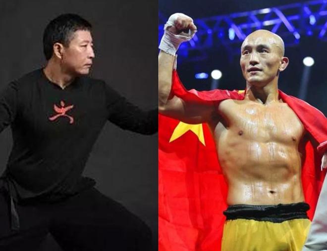 """Cực nóng: """"Đệ nhất Thiếu Lâm"""" Yi Long đấu võ MMA với """"Vua Thái Cực"""" - 1"""