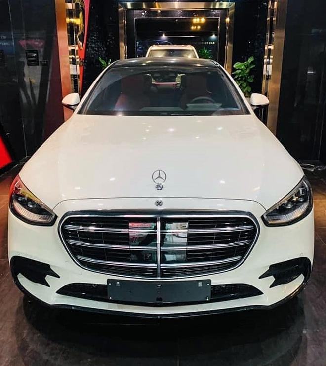 Mercedes-Benz S500 thế hệ mới có mặt tại Việt Nam, giá hơn 9 tỷ đồng - 4