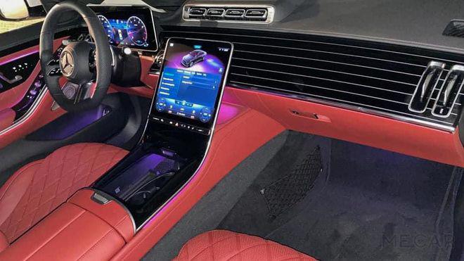 Mercedes-Benz S500 thế hệ mới có mặt tại Việt Nam, giá hơn 9 tỷ đồng - 6