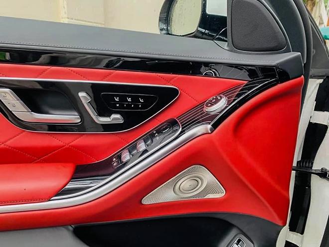 Mercedes-Benz S500 thế hệ mới có mặt tại Việt Nam, giá hơn 9 tỷ đồng - 10