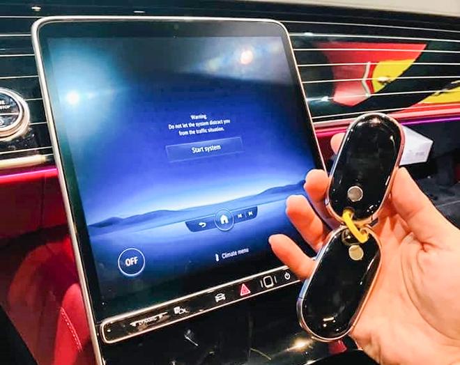 Mercedes-Benz S500 thế hệ mới có mặt tại Việt Nam, giá hơn 9 tỷ đồng - 7
