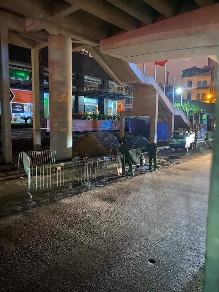Nam thanh niên dùng gạch sát hại dã man nữ công nhân vệ sinh ở Hà Nội - 1
