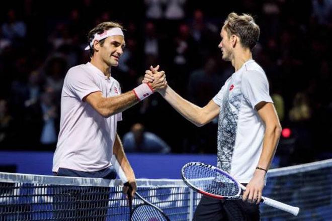 Federer hẹn đấu Medvedev ở Halle, bất ngờ bị bố Djokovic nói xấu (Tennis 24/7) - 1