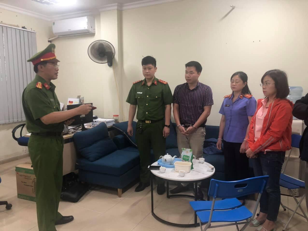 Vụ nguyên Giám đốc Sở Y tế Sơn La bị bắt: Khởi tố thêm 1 giám đốc doanh nghiệp - 1