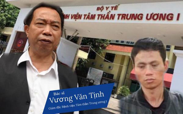 """Vu phong bay lac trong Benh vien Tam than TW I Yeu cau giam doc viet ban kiem diem bs t   nh 1617608181 205 width600height375 Vụ phòng """"bay lắc"""" trong Bệnh viện Tâm thần TW I: Yêu cầu giám đốc viết bản kiểm điểm"""