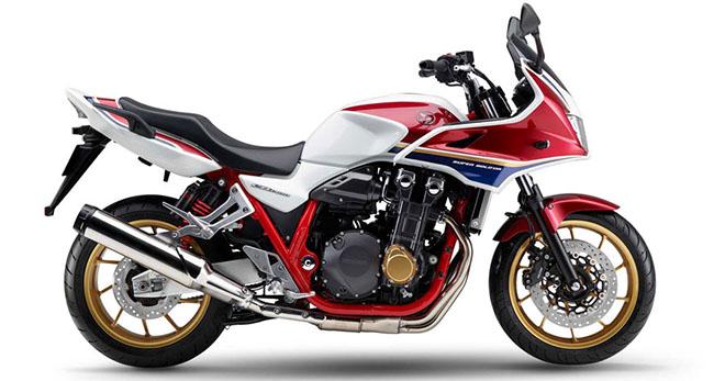 Honda CB1300 SUPER BOL D'OR dành giải thưởng đặc biệt - 1