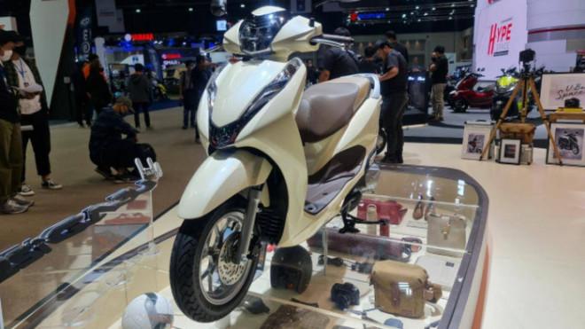 Những mẫu xe máy quen thuộc tại triển lãm xe Bangkok 2021 - 1